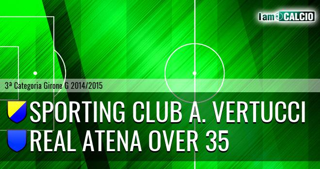 Sporting Club A. Vertucci - Real Atena Over 35