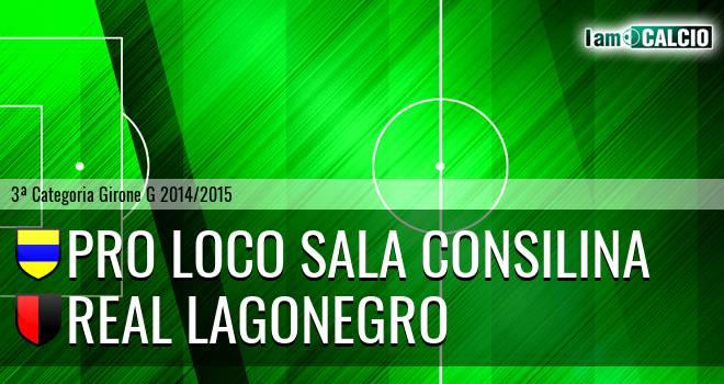 Pro loco Sala Consilina - Real Lagonegro