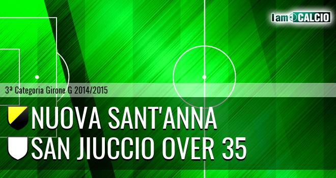 Nuova Sant'Anna - San Jiuccio Over 35