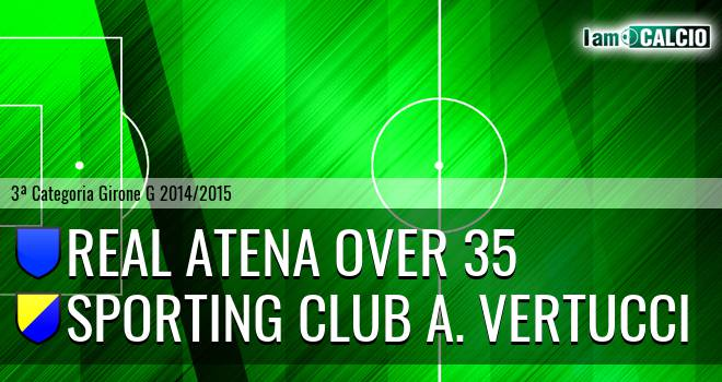 Real Atena Over 35 - Sporting Club A. Vertucci