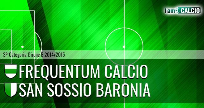 Frequentum Calcio - San Sossio Baronia
