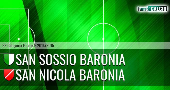 San Sossio Baronia - San Nicola Baronia