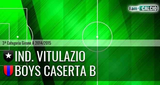Union Vitulazio - Boys Caserta B