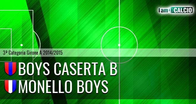 Boys Caserta B - Monello Boys