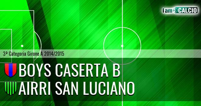 Boys Caserta B - Airri San Luciano