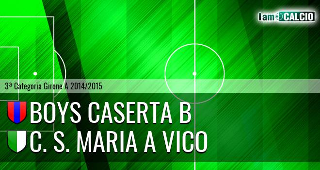 Boys Caserta B - C. S. Maria a Vico