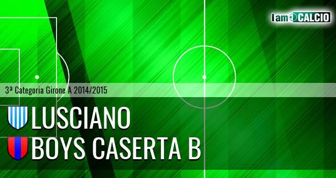 Lusciano - Boys Caserta B