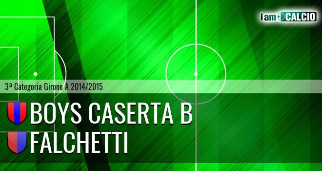 Boys Caserta B - Falchetti Baia e Latina