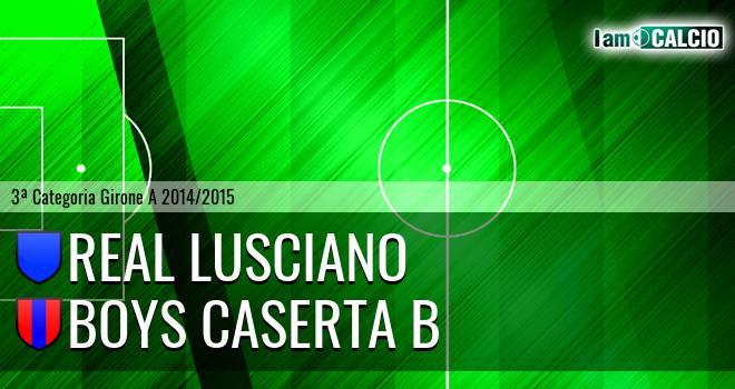 F.C. Lusciano - Boys Caserta B