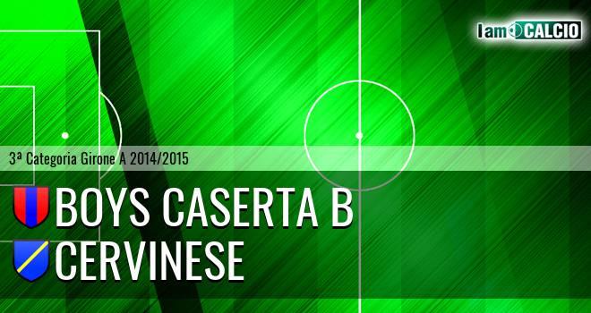 Boys Caserta B - Cervinese