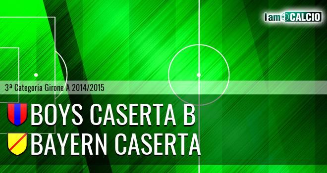 Boys Caserta B - Bayern Caserta