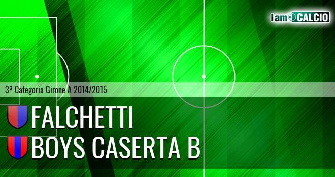 Falchetti Baia e Latina - Boys Caserta B