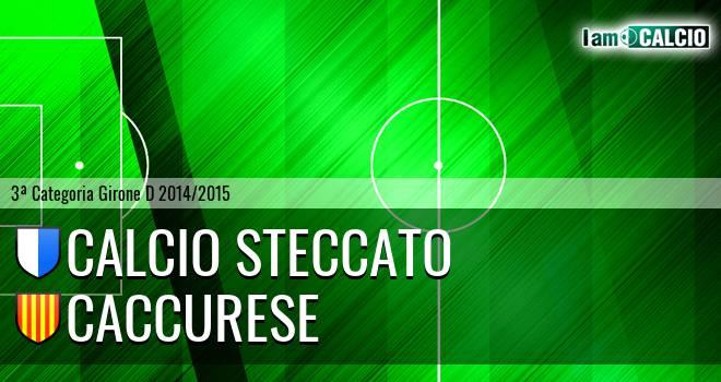 Calcio Steccato - Caccurese