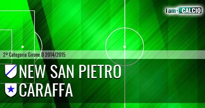 New San Pietro - Caraffa