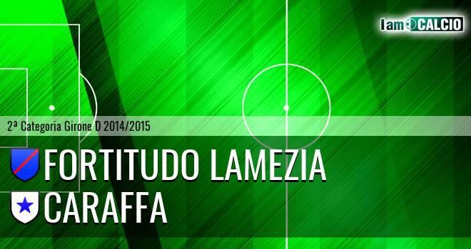 Fortitudo Lamezia - Caraffa