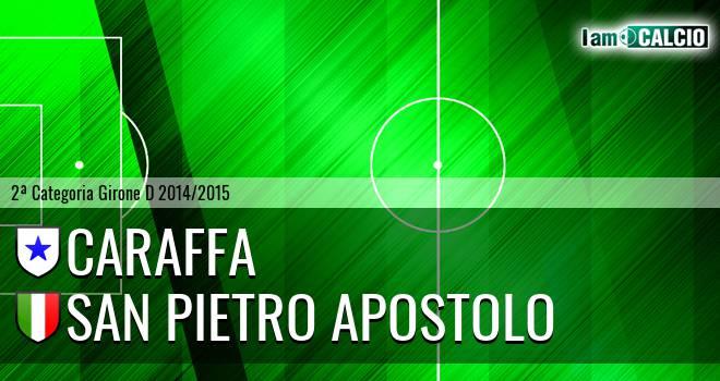 Caraffa - San Pietro Apostolo