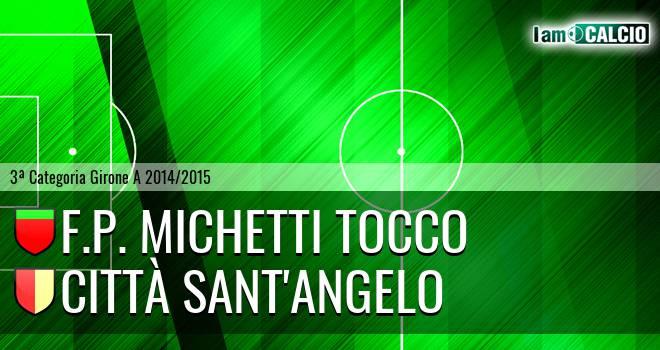 F.P. Michetti Tocco - Città Sant'Angelo