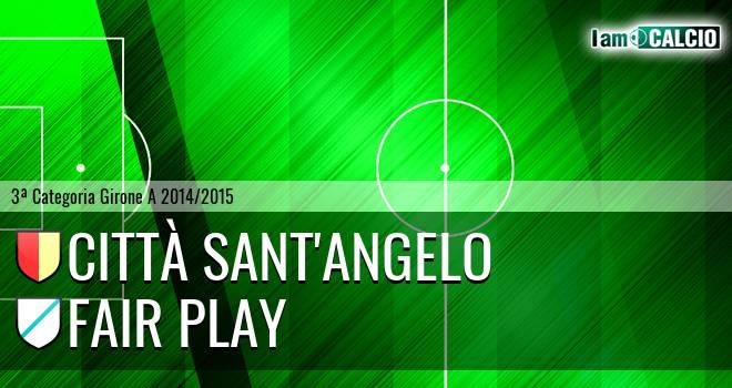 Città Sant'Angelo - Fair Play