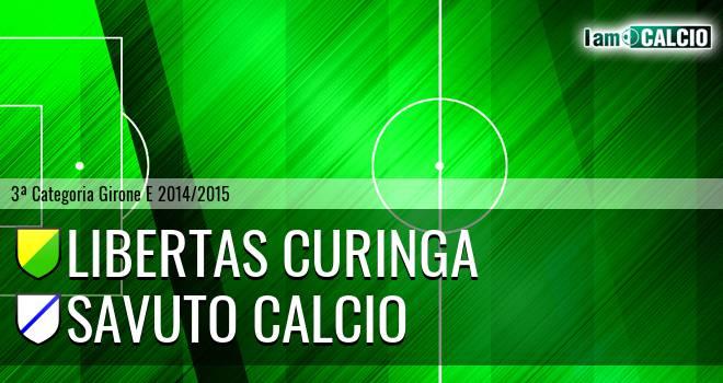 Libertas Curinga - Savuto Calcio