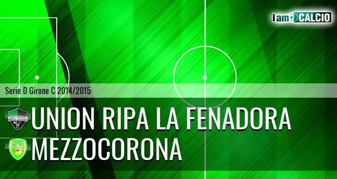 Union Ripa La Fenadora - Mezzocorona