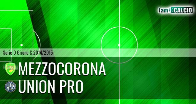 Mezzocorona - Union Pro