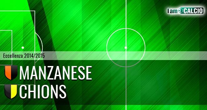 Manzanese - Chions