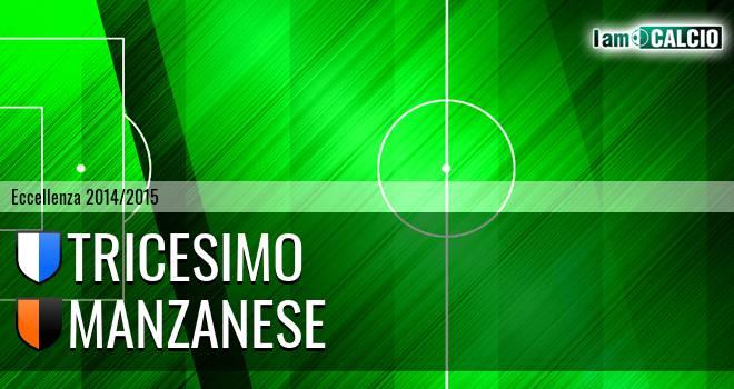 Tricesimo - Manzanese