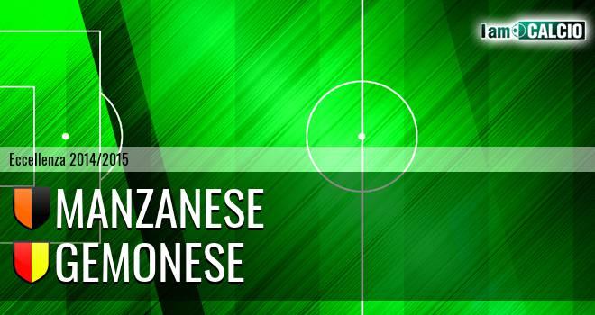 Manzanese - Gemonese