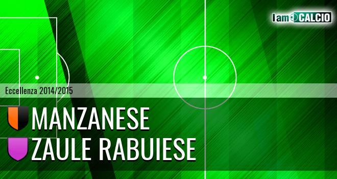 Manzanese - Zaule Rabuiese