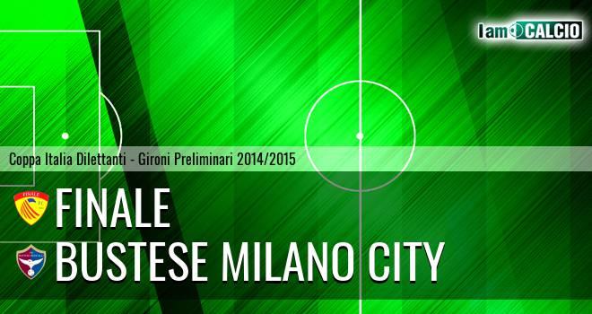 Finale - Milano City