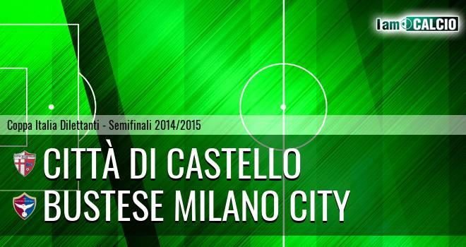 Città di Castello - Milano City 3-3. Cronaca Diretta 18/03/2015