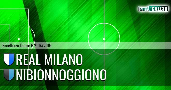 Real Milano - NibionnOggiono