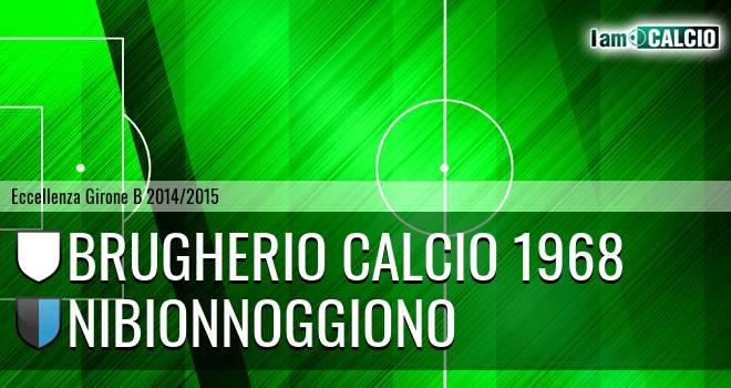 Brugherio Calcio 1968 - NibionnOggiono