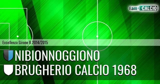NibionnOggiono - Brugherio Calcio 1968