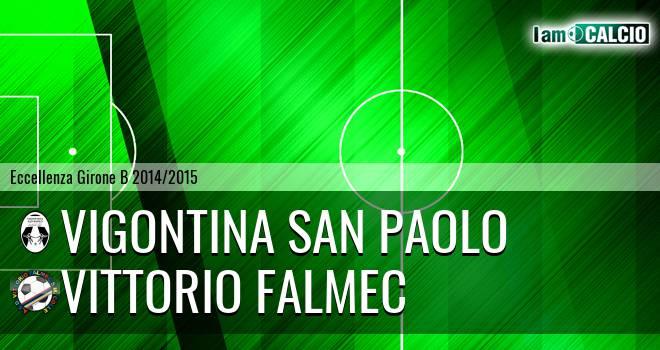 Vigontina San Paolo - Vittorio Falmec