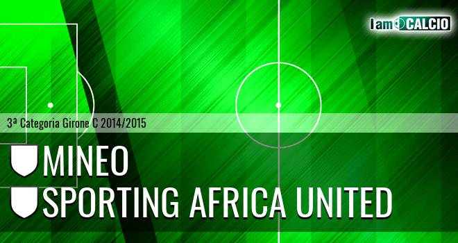 Mineo - Sporting Africa United