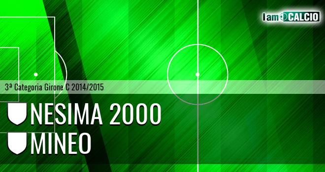 Nesima 2000 - Mineo