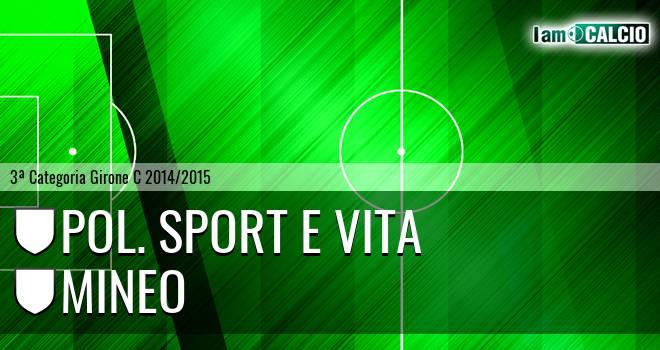Pol. Sport e Vita - Mineo