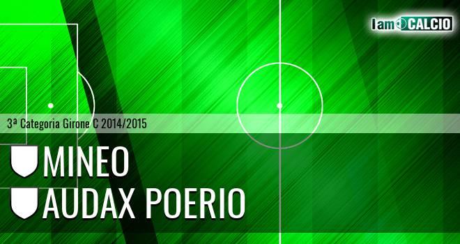 Mineo - Audax Poerio