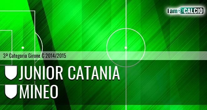 Junior Catania - Mineo