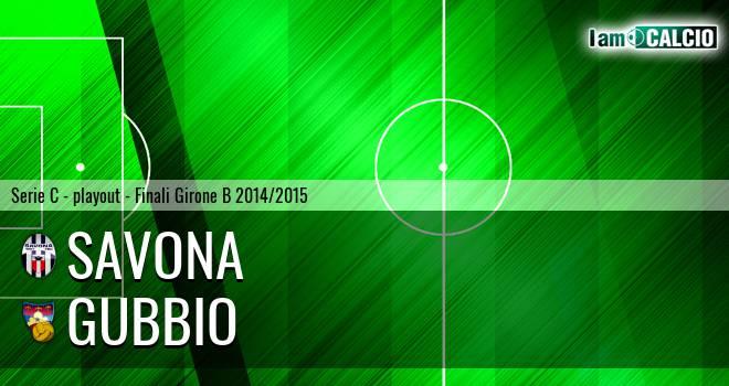 Savona - Gubbio