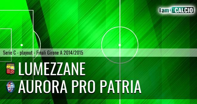 Lumezzane - Aurora Pro Patria