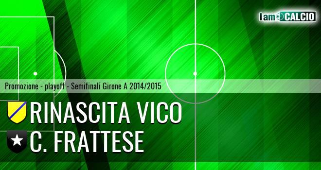 Rinascita Vico - Frattamaggiore Calcio