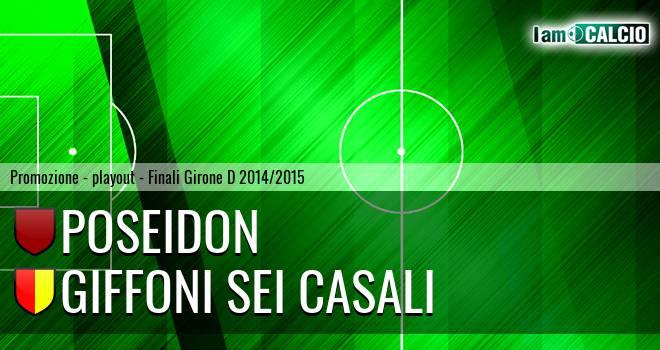 Poseidon Licinella - Giffoni Sei Casali