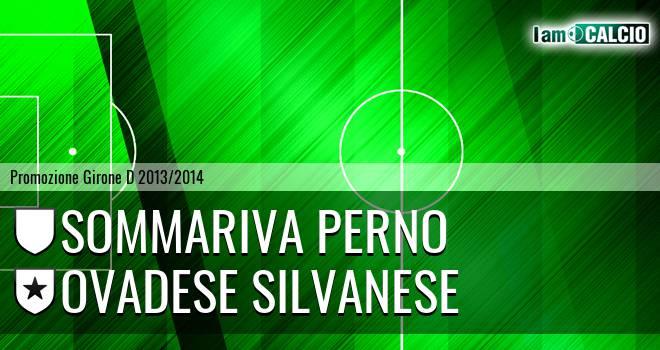 Sommariva Perno - Ovadese Silvanese