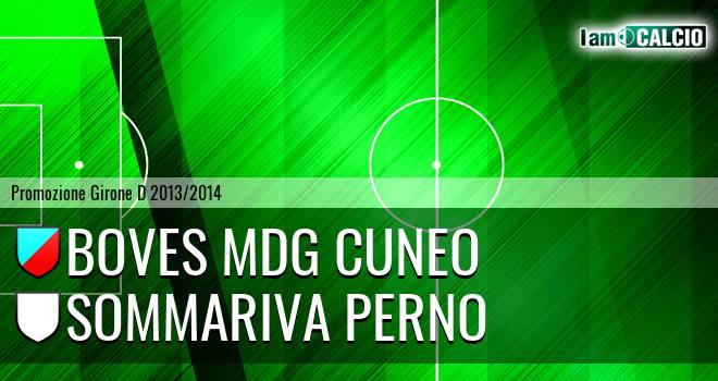 Boves MDG Cuneo - Sommariva Perno