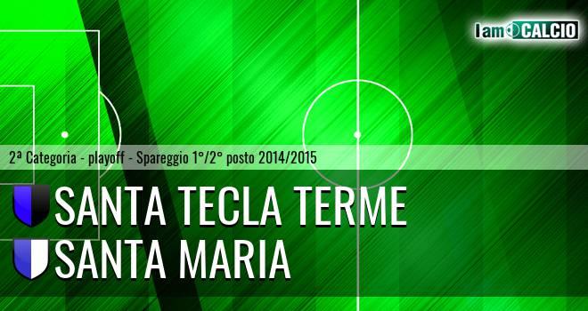 Santa Tecla Terme - Santa Maria