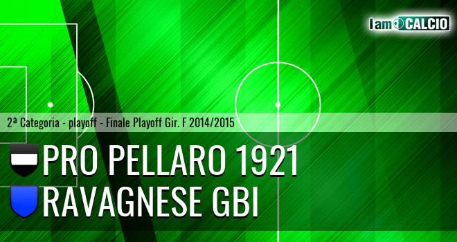 Pro Pellaro 1919 - Ravagnese Gbi