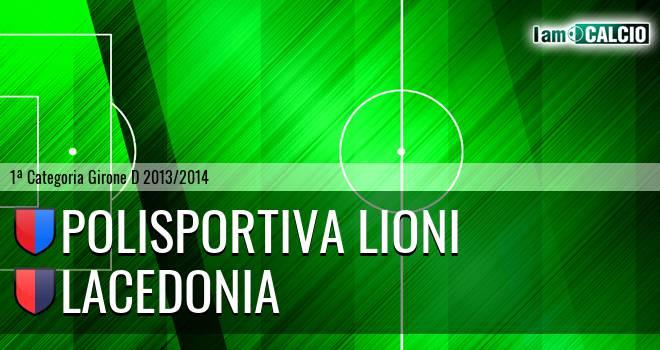 Polisportiva Lioni - Lacedonia