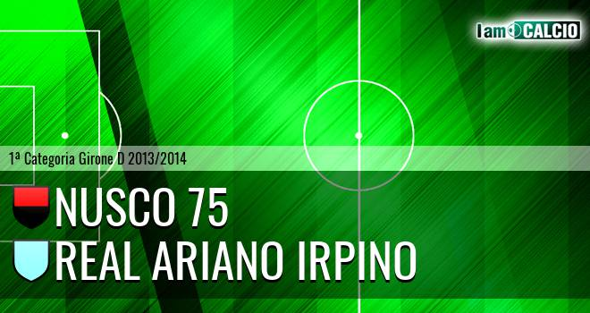 Nusco - Real Ariano Irpino